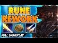 Download Video Download EASIEST WAY TO GET GOLD (RUNE REWORK) - BunnyFuFuu Full Gameplay 3GP MP4 FLV