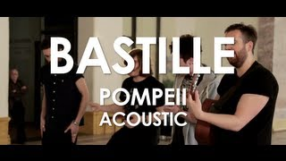 Bastille - Pompeii - Acoustic [ Live in Paris ]