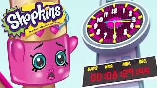 SHOPKINS - COUNTDOWN | Cartoons For Kids | Toys For Kids | Shopkins Cartoon
