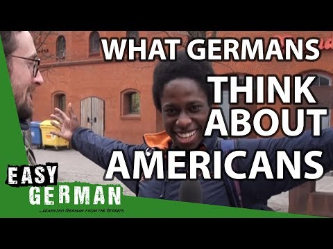 watch Easy German 45 - Typical American