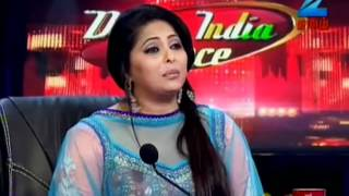 Dance India Dance Season 3 April 08 '12 - Vaibhav & Sanam