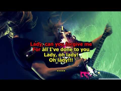 She's Gone (HD Karaoke) - Steelheart