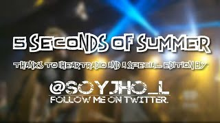 5 Seconds of Summer - iHeartRadio Exclusive Streaming Concert