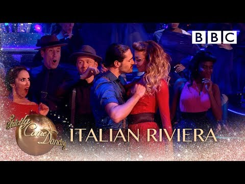 Xxx Mp4 Strictly Travels To The Italian Riviera Of The 50s BBC Strictly 2018 3gp Sex