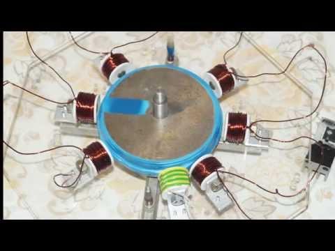Как самому сделать бесколлекторный двигатель