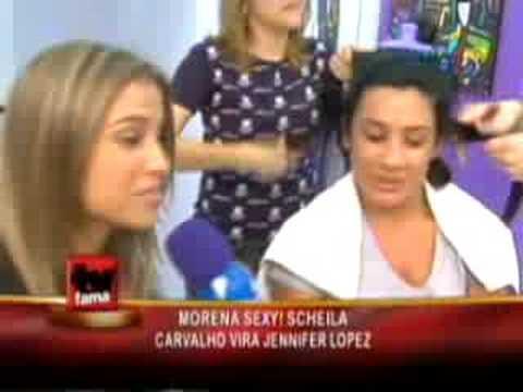Scheila Carvalho Transformação