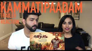 KAMMATIPAADAM OFFICIAL Trailer Reaction | Dulquer Salman | Malayalam |