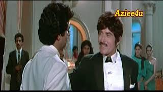 Aaj Humko Aadmi Ki Pehchan Ho Gayi { The Great Kishore Kumar & Mohammad Aziz } *Muqaddar Ka Faisla *
