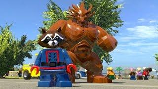 LEGO Marvel Super Heroes EXTRAS #57 - GUARDIÕES DA GALÁXIA E CORRIDAS MALUCAS (EXTRAS)