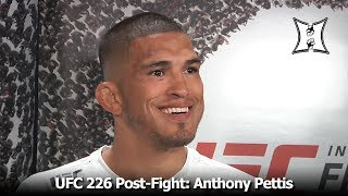 UFC 226: Former Champ Anthony Pettis Wants Top 5 Opponent After Submitting Michael Chiesa