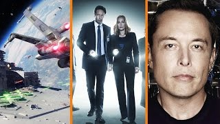 Battlefront 2 News Details + X-Files Returns (Again) + Elon Musk Making Us Androids - The Know