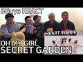 Download Video [FANBOY ALERT] OH MY GIRL - Secret Garden (5Guys MV REACT) 3GP MP4 FLV