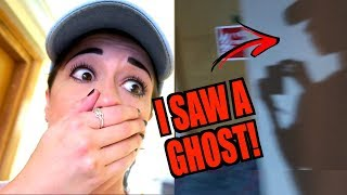 A TERRIFYING GHOST ENCOUNTER!!!