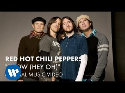 Red Hot Chili Peppers Snow Hey Oh Official Music Video