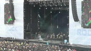 Quilmes Rock 2012 - Día 3 - Catupecu Machu - elevador