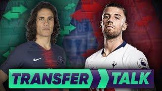 Atletico Madrid To Beat Chelsea For Edinson Cavani Transfer?!   Transfer Talk