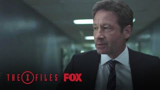 Scully Has A Seizure & Is Unconscious | Season 11 Ep. 1 | THE X-FILES