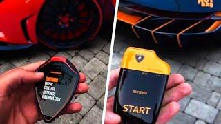 مفاتيح سيارات تعمل باحدث تقنيات حديثة ! تعرف عليها