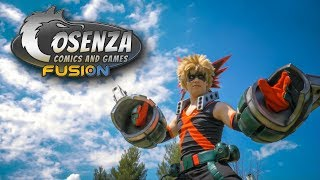 Cosenza Comics and Games 2018 - FULL EVENT