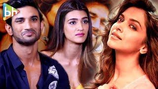 Kriti Sanon's CUTE Rapid Fire On AbRam Khan, Deepika Padukone And Shahrukh Khan