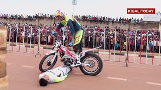 FREESTYLE MOTOCROSS EXCITES HUYE RESIDENTS - M.G 2017
