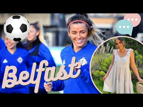 Xxx Mp4 Trip To Belfast And A Chat With The LADIES Football Team 3gp Sex