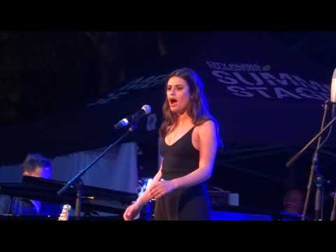 Lea Michele - Maybe This Time (Cabaret) (Elsie Fest 2017)