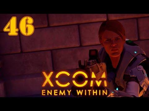 Прохождение XCOM: Enemy Within[HARD] #46 - Кладбищенские дела