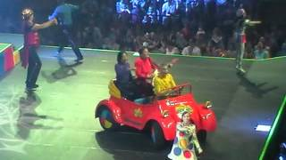 The Wiggles - Big Red Car - Live at Wollongong 19-12-12