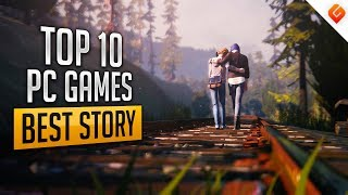 Top 10 PC Games With The Best Story | Part 1