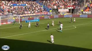 GOAL | Ismail Azzaoui. Willem II - FC Twente 2 - 1