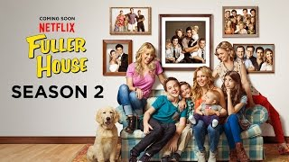 Fuller House Renewed For Season 2 & Jodie Sweetin Heading to Dancing With The Stars