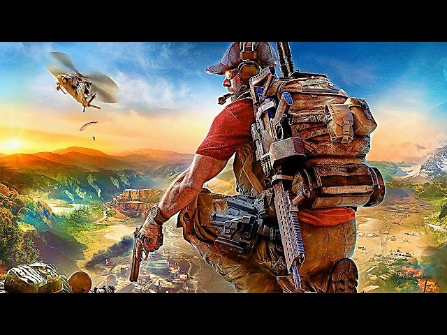 GHOST RECON WILDLANDS Single Player Gameplay Walkthrough