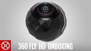 360Fly HD Camera Unboxing and First Impressions Review