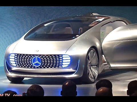 Image result for Mercedes-Benz F 015: the amazing way we'll drive in 2030