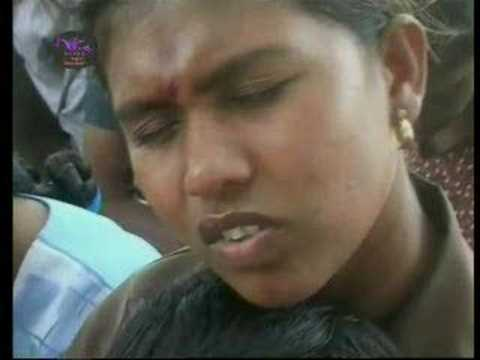 Tamils escape LTTE terror & seek Sri Lanka Army help