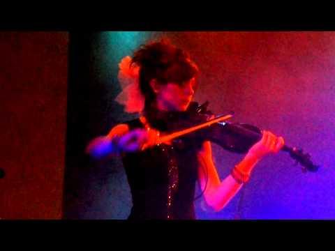 Lindsey Stirling - Elements (acoustic), Stockholm 2013