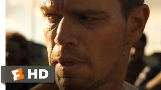Jason Bourne - One Punch Scene (1/10) | Movieclips