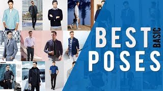 Male Model Poses For Beginners 2018 ( Photoshoot Tips )