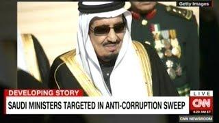 Saudi Arabia Arrests 11 Princes Including A Billionaire