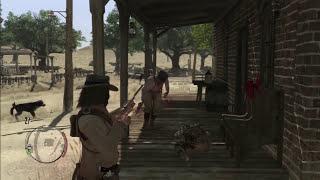 Sly Shooter - Red Dead Redemption Funny/Brutal Moments Compilation Vol.14