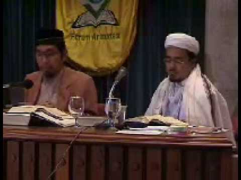 DIALOG KRISTEN & HABIB RIZIQ FPI SOAL TUHAN 1