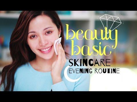 Xxx Mp4 BEAUTY BASIC Skin Care Evening Routine 3gp Sex