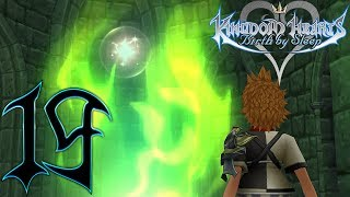 Kingdom Hearts Birth By Sleep Gameplay Walkthrough Part 19 Ventus Enchanted Dominion [1/2]
