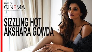 HOT Akshara Gowda Actress New Portfolio | Thuppakki | Arrambam | Bogan | Premadalli  | TOC