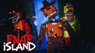 Minecraft - FNAF ISLAND #2 FREDDY FASBEAR