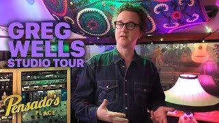 Greg Wells Studio Tour - Pensado's Place #339