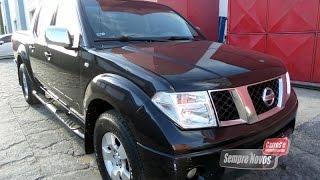À Venda: Nissan Frontier 2008 Automática