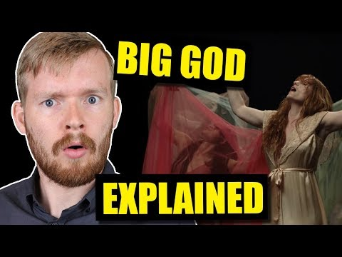 """Big God"" by Florence + the Machine Is SOO DEEP   Lyrics Explained"