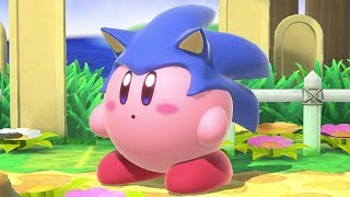 Super Smash Bros. Ultimate - All Kirby Hats and Powers